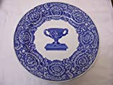 Spode Blue Room Collection Warwick Vase Dinner Plate
