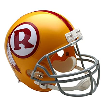Image Unavailable. Image not available for. Color  Washington Redskins  70-71 Officially Licensed Replica Throwback Football Helmet 6039eee4a