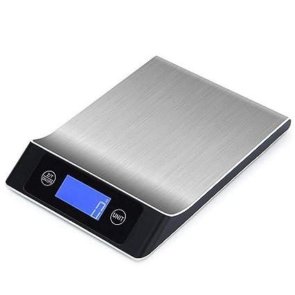 JTY Báscula de Cocina Digital multifunción Escala de Alimentos ...