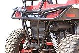 Dragonfire Racing RockSolid Black Rear Bumper Arctic Cat Wildcat Trail/Sport