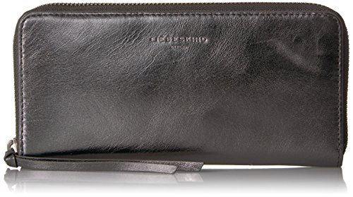 Liebeskind Berlin Women's Gigiw7 Metallic Leather Zip-around Wallet Wallet by Liebeskind Berlin
