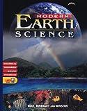 Modern Earth Science, Holt, Rinehart and Winston Staff, 0030565332