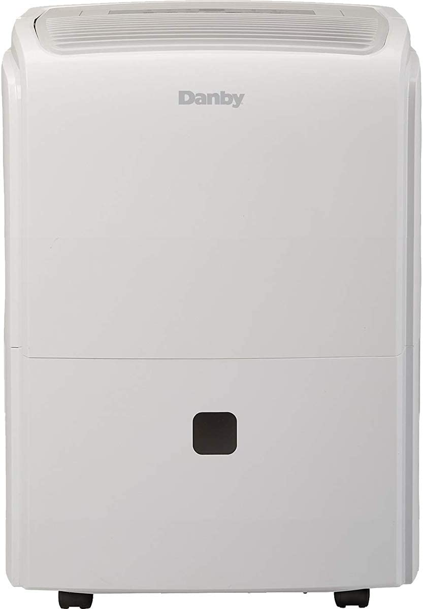 Danby 50-Pint Energy Star Dehumidifier with Pump (DDR050EBPWDB)