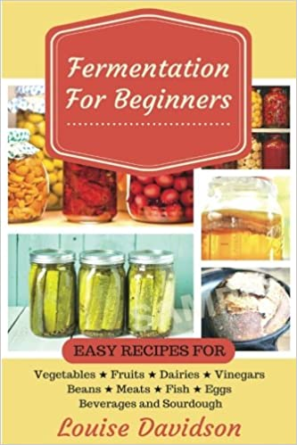 Fermentation for beginners easy recipes for vegetables fruits fermentation for beginners easy recipes for vegetables fruits dairies vinegars beans meats fish eggs beverages and sourdough louise davidson forumfinder Gallery