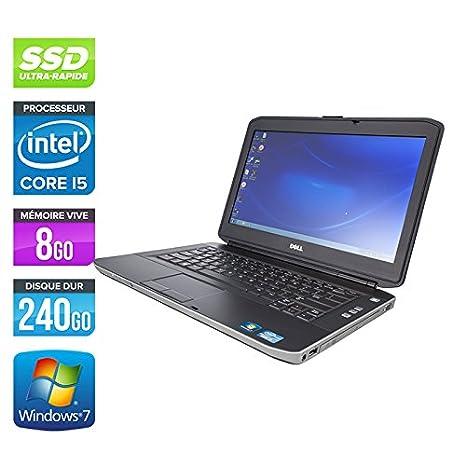 Dell Latitude E5430 Pc Portable 14 Gris Intel Core I5 3320m