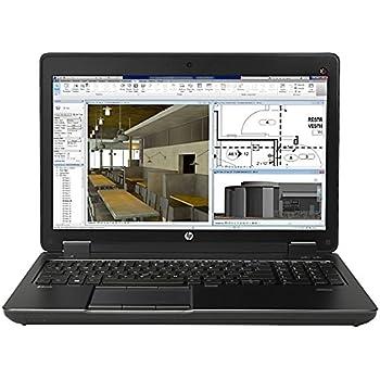 HP ZBook 15 G2 Intel Core i7-4810MQ X4 2.8GHz 8GB 256GB SSD 15.6