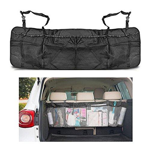 togather voiture amovible tronc organisateur banquette arri re multi poches de rangement sac. Black Bedroom Furniture Sets. Home Design Ideas