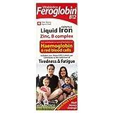 Feroglobin Vitabiotics -B12 Iron Supplement Liquid 200Ml