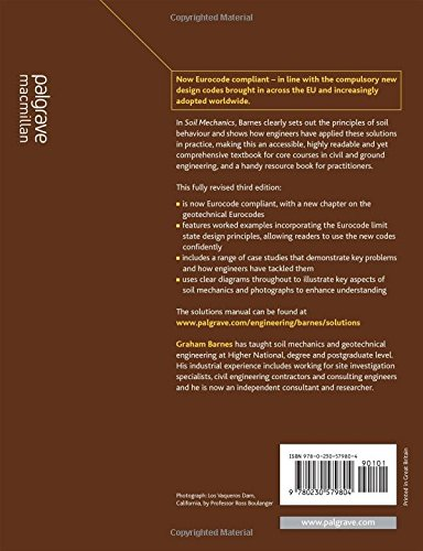 Soil mechanics principles and practice amazon ge barnes soil mechanics principles and practice amazon ge barnes 9780230579804 books fandeluxe Gallery