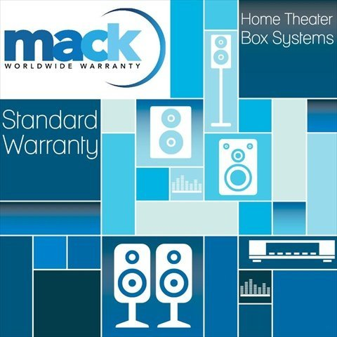 Mack 3 Year Extended Home Theater Warranty for Home Theater Systems up to $500 *1002* by MACK CAMERA & VIDEO SERVICE, INC