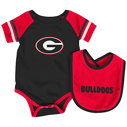 infant georgia bulldog jersey - 9