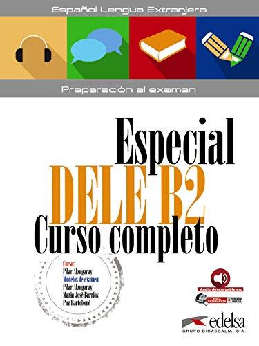 Especial Dele B2 Curso Completo Libro Audio Descargable Buy Online In El Salvador At Elsalvador Desertcart Com Productid 68750669