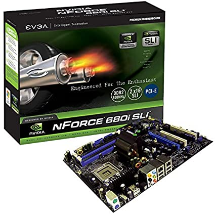 amazon com evga nforce 680i sli motherboard 122 ck nf68 a1 electronics rh uedata amazon com