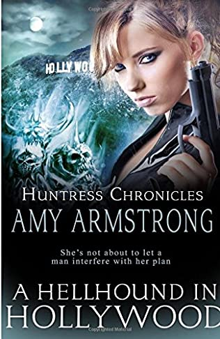 book cover of A Hellhound in Hollywood