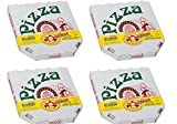 gummy party bear - Mini Gummy Candy Pizzas in Real Pizza Box - 4.5 Inches in Diameter, 3 oz each (Pack of 4)