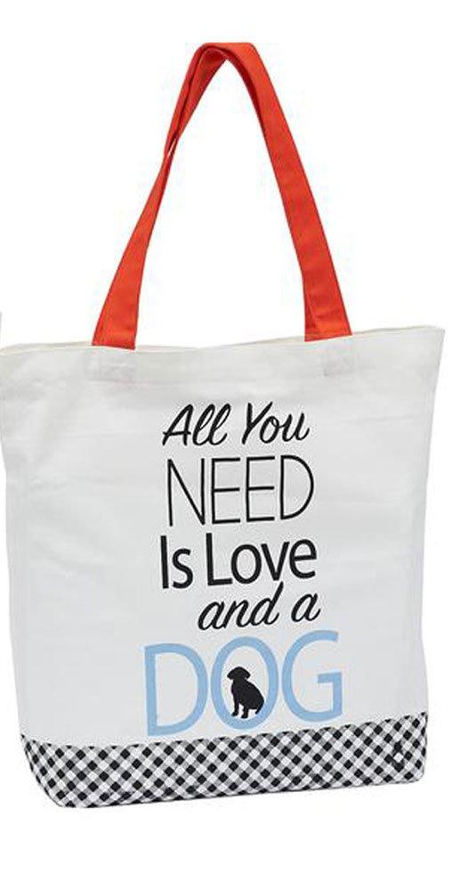 DII Dog Design Tote Bag (Love)