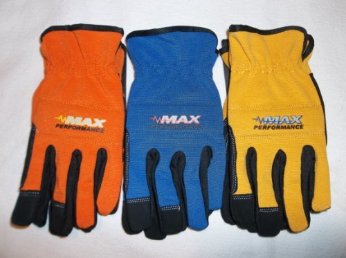 Max Performance Gloves - 6