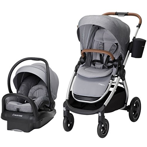 Maxi-Cosi Adorra 2.0 5-in-1 Modular Travel System with Mico
