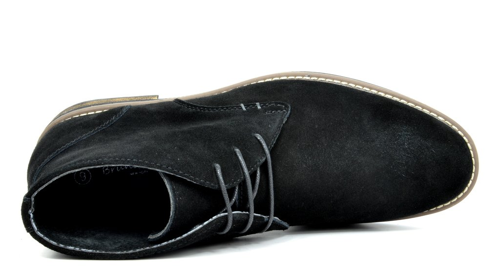 c84ef7603f583 Men URBAN-01 Bruno Marc Men's URBAN-01 Suede Leather Lace Up Oxfords Desert  Boots| DREAM PAIRS