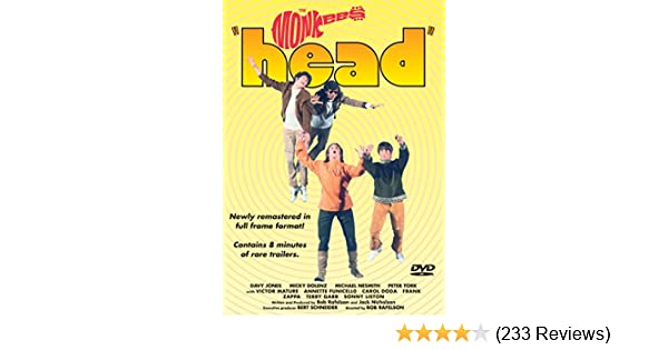 Amazon com: The Monkees - Head: Micky Dolenz, Annette Funicello
