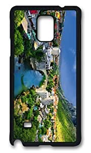 Cool mostar bosnia Hard Case Protective Shell Cell Phone For Case Samsung Galaxy S4 I9500 Cover