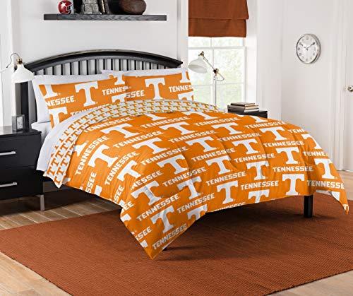Northwest NCAA Tennessee Volunteers Queen Bed in Bag Set #784679380
