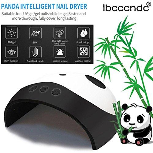 panda nail dryer - 3
