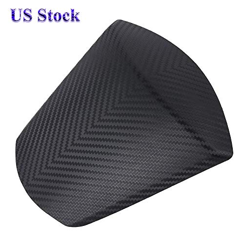 (US STOCK! Motorcycle Rear Seat Cowl Fairing Tail Cover For 2011-2018 Suzuki GSXR GSX-R 600 750 2012 2013 2014 2015 2016 2017 (Matte Black))