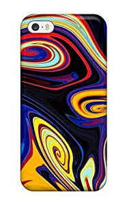 Hot Hot Style Protective Case Cover For Iphone5/5s(abstract Painting) 6117852K78062528
