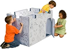 Cardboard Castles | Green Town Toys