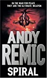Spiral, Andy Remic, 1841491470
