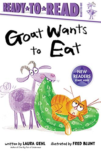 Book Cover: Goat Wants to Eat