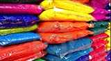 HOLI Color POWDER 10 kg 22lbs Assorted Colors in 1 kg