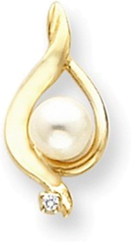 Jewelry Adviser Pendants 14k 7 Stone Family Pendant Mounting