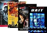 4-Film Movie DVD set: Tupac - Above the Rim/ Juice/ Bait/ Hustle & Flow