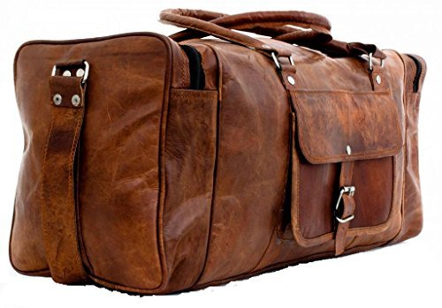 Leather Cabin Luggage - 1