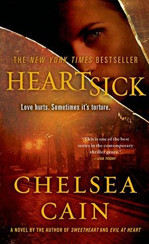 book cover of Heartsick