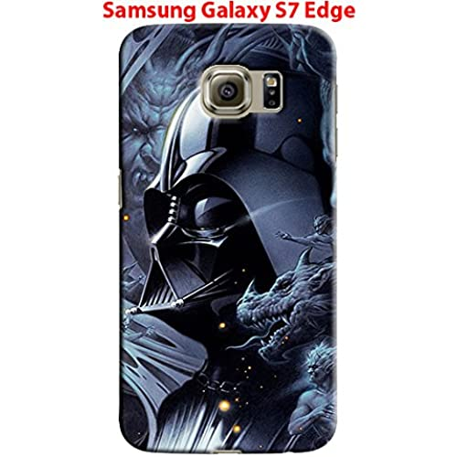 Star Wars Darth Vader Samsung Galaxy S7 Edge Hard Case Cover (sw47) Sales