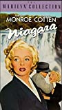 Marilyn Monroe VHS 3-movie Lot: Niagra, How to Marry a Millionaire, Some Like It Hot