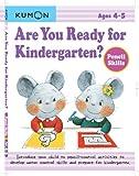 Are you Ready for Kindergarten? Pencil Skills, Kumon Publishing, 1935800175