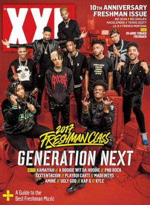 XXL Magazine (Summer, 2017) Freshman Class 2017 Generation Next pdf epub