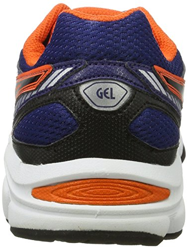 Asics Sneaker Gel-Ikaia 5 Bianco/Arancione/Blu Indaco EU 47 (US 12H)