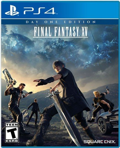 Final Fantasy XV - PlayStation 4