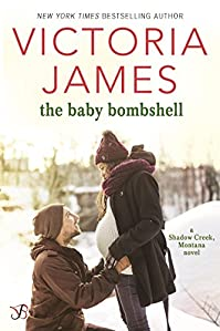 The Baby Bombshell by Victoria James ebook deal