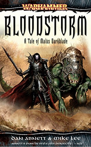 Bloodstorm (The Chronicles of Malus Darkblade Book 2)