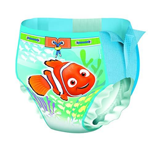 12 7 4 Swimmers 2 15 Misura Kg costumino Huggies Little Pezzi X Confezione 3 Pannolino Da Hgx4q