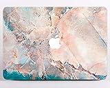 Blue Pink Marble Macbook Pro Case Hard Air 13 inch Air13 Air13.3 13.3 13inch 13in Air11 11 11in 11inch Pro 13 15 Pro13 Pro15 15in 15inch 15-inch Mac Book 12 12in Retina Apple 2016 2017 Laptop MA2248
