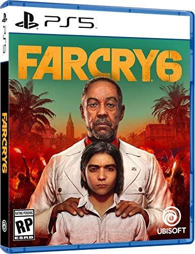Far Cry 6 - PS5 - Standard Edition - PlayStation 5 4