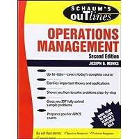 Schaum's Outline of Operations Management (Schaum's Outline Series)