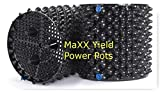 """Cheap MaXX Yield""""Power Pot"""" 2 PACK! of 5 Gallon Equivalent Air Root Pruning Flower Pots"""